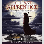 Last Apprentice: Night of the Soul Stealer (Book 3)
