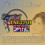 690 Questions in English - From Beginners to Intermediate