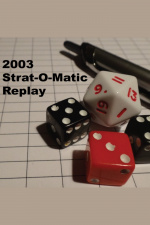 2003 Strat-o-matic Replay