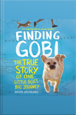 Finding Gobi: Young Readers Edition: The True Story Of One Little Dogs Big Journey