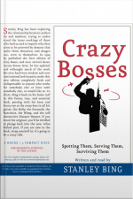 Crazy Bosses and Sun Tzu