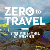 Zero To Travel Podcast : National Geographic Type Adventures, Lifestyle Design Like Tim Ferriss Plus Inspiration Like Ted