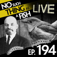 194: Episode 194: No Such Thing As An Orange Crocodile