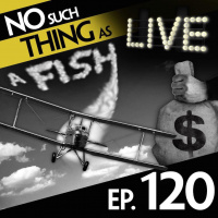 Episode 120: No Such Thing As HMS Kevin