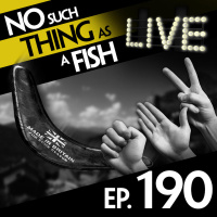 190: Episode 190: No Such Thing As A Magic Oven For Chimps