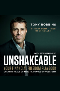 Unshakeable By Tony Robbins