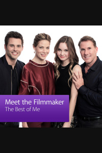 Nicholas Sparks, James Marsden, Michelle Monaghan And Liana Liberato: Meet The Filmmaker