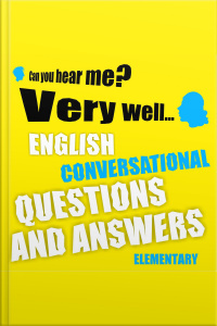 English conversational questions and answers elementary
