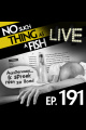 191: Episode 191: No Such Thing As A Cannibal Squirrel