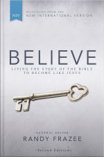 Niv, Believe (voice Only), Audio Download: Living The Story Of The Bible To Become Like Jesus