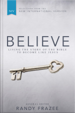 Niv, Believe, Audio Download: Living The Story Of The Bible To Become Like Jesus