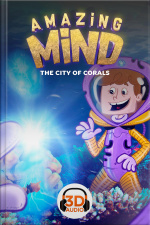 Amazing Mind 3D - 002 - The city of corals - 3D Audio