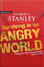 Surviving In An Angry World: Finding Your Way To Personal Peace