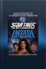 Star Trek Next Generation: Imzadi [abridged]