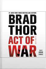 Act Of War: A Thriller [abridged]