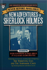 The Terrifying Cats And The Submarine Cave: The New Adventures Of Sherlock Holmes, Episode #16 [abridged]