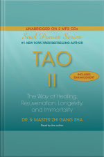 Tao Ii: The Way Of Healing, Rejuvenation, Longevity, And I