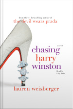 Chasing Harry Winston: A Novel [abridged]