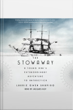The Stowaway: A Young Mans Extraordinary Adventure To Antarctica