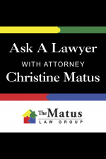Ask A Lawyer With Christine Matus