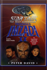 Star Trek: The Next Generation: Triangle: Imzadi Ii: Triangle: Imzadi Ii [abridged]