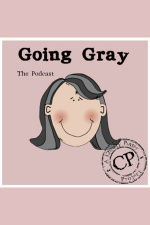 Christy The Writer » Going Gray With Christy Potter