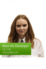 Lily Cole: Meet The Developer
