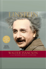 Einstein: His Life And Universe [abridged]