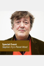 Stephen Frys Planet Word: Special Event