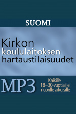 Worldwide Devotional For Young Adults | Mp3 | Finnish
