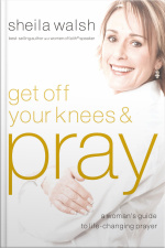 Get Off Your Knees And Pray: Audio Book On Cd