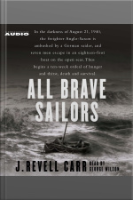 All Brave Sailors: The Sinking Of The Anglo Saxon, 1940 [abridged]
