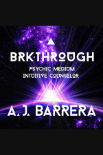Breakthrough With A.j. Barrera
