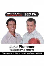 Jake Plummer W/ Bickley  Marotta - Segments And Interviews