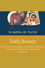 Daily Rosary Meditations