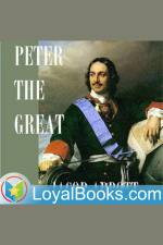 Peter The Great By Jacob Abbott