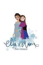Elsa  Anna The Poddis
