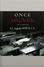 Once Solved (A Riley Paige short story)
