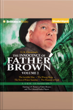 The Innocence of Father Brown, Volume 2 A Radio Dramatization