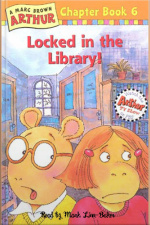 Arthur Locked in the Library A Marc Brown Arthur Chapter Book #6