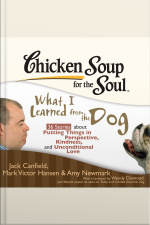 Chicken Soup for the Soul: What I Learned from the Dog - 36 Stories about Putting Things in Perspective, Kindness, and Unconditional Love