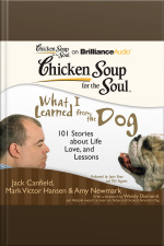 Chicken Soup for the Soul: What I Learned from the Dog 101 Stories about Life, Love, and Lessons