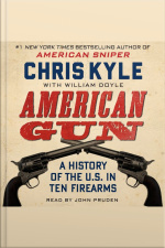 American Gun A History of the U.s. in 10 Firearms
