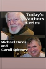 Author Michael Davis with Narrator Caroll Spinney Todays Authors Series