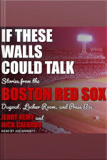 If These Walls Could Talk Boston Red Sox