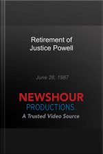 Retirement of Justice Powell