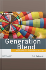 Generation Blend Managing across the Technology Age Gap