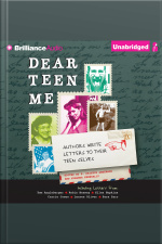 Dear Teen Me Authors Write Letters to Their Teen Selves