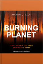 Burning Planet The Story of Fire Through Time