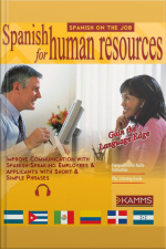Spanish for Human Resources Gain the Language Edge